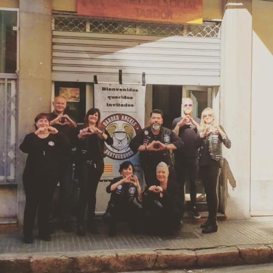 Die Barber Angels Spanien
