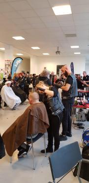Barber Angels im Einsatz